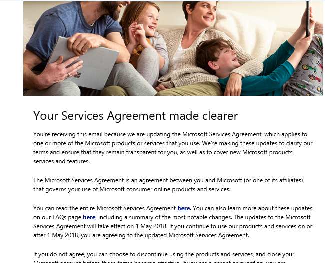Microsoft services agreement microsoft community image platinumwayz