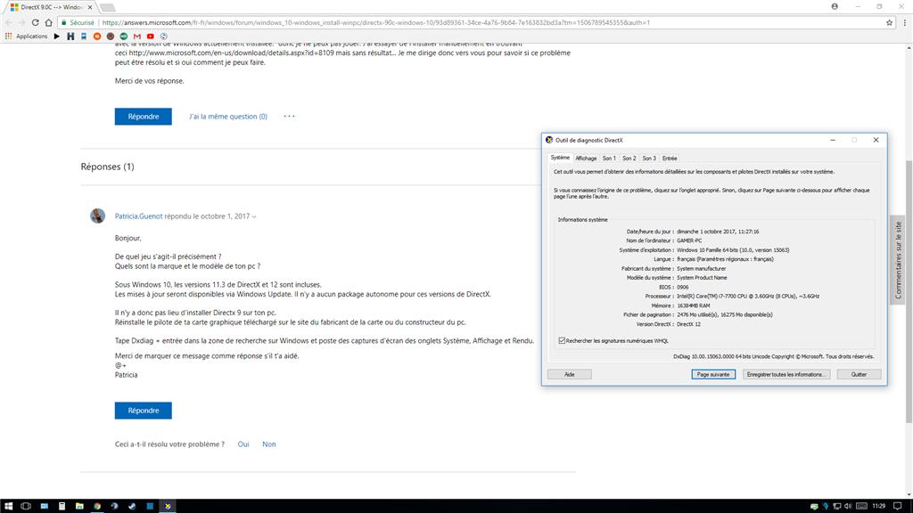 Install directx 9 0c windows 10   How to install DirectX 9 0c? No