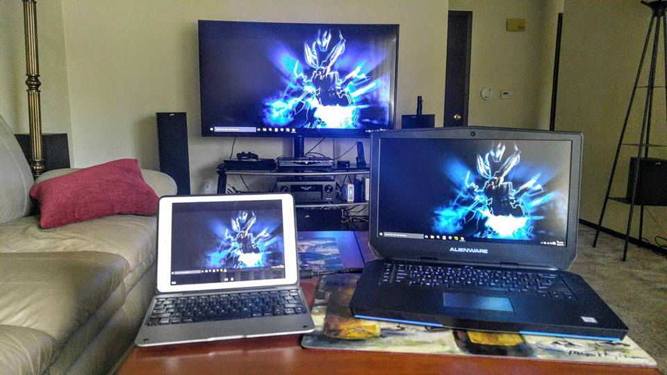 windows 10 and screen mirror w/samsung smart tv - Microsoft Community