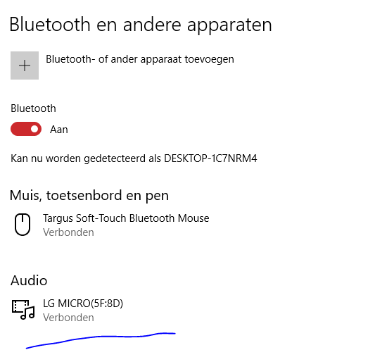 Bluetooth Audio Device Paired / No Sound