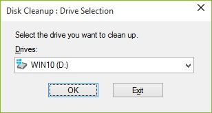 cannot delete $windows. bt windows 10