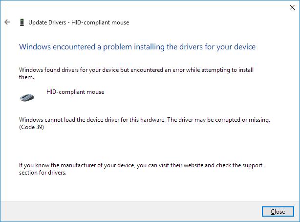 Microsoft hid compliant mouse driver xp download.