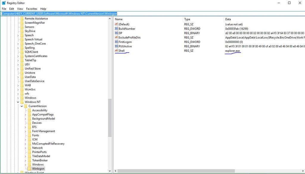 eliminar virus explorer.exe windows 8