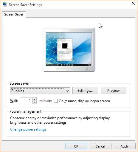 Cách Bật Và Tắt Chế Độ Màn Hình Chờ Trong Windows 10 - VERA STAR