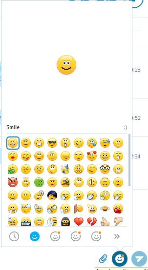 Skype Emoticons and Mojis have gone - Microsoft Community