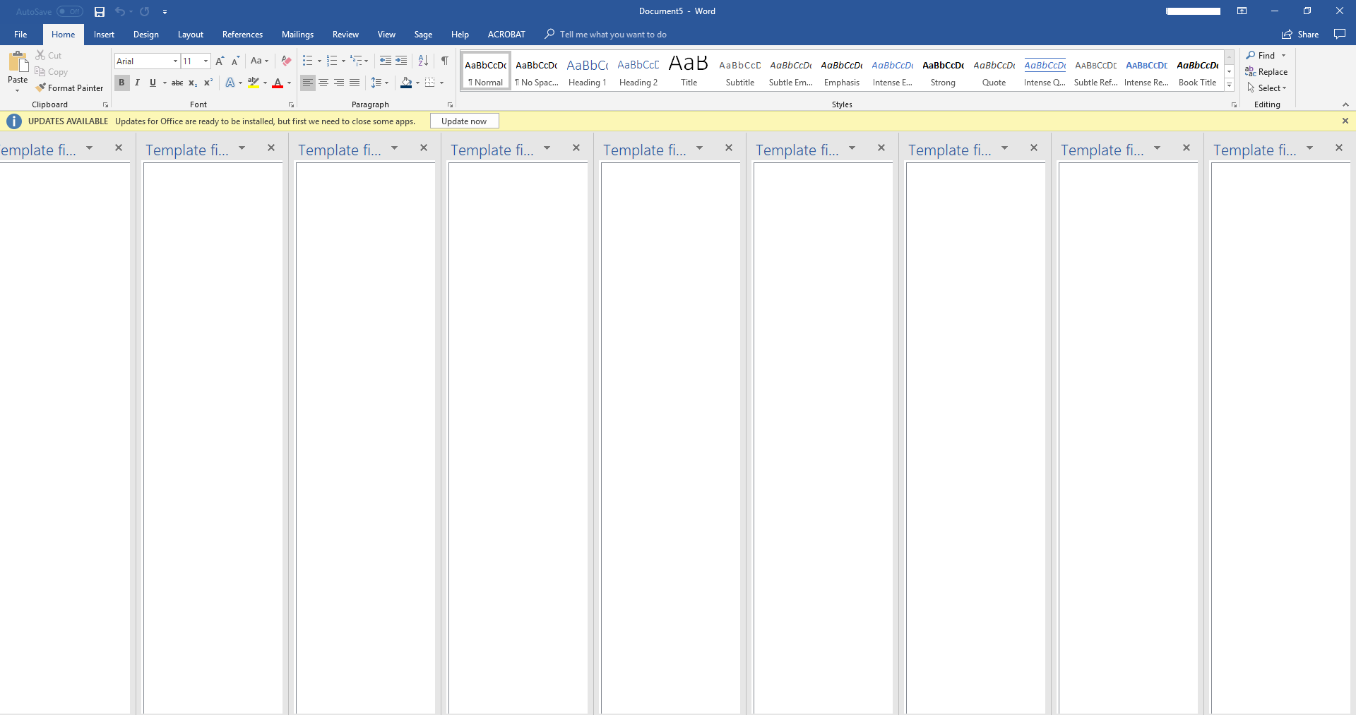 Microsoft Word How to Get Rid of Template Field Window Popup Regarding Hours Of Operation Template Microsoft Word
