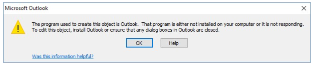HOT ISSUE] Outlook known issues in the June 2017 security