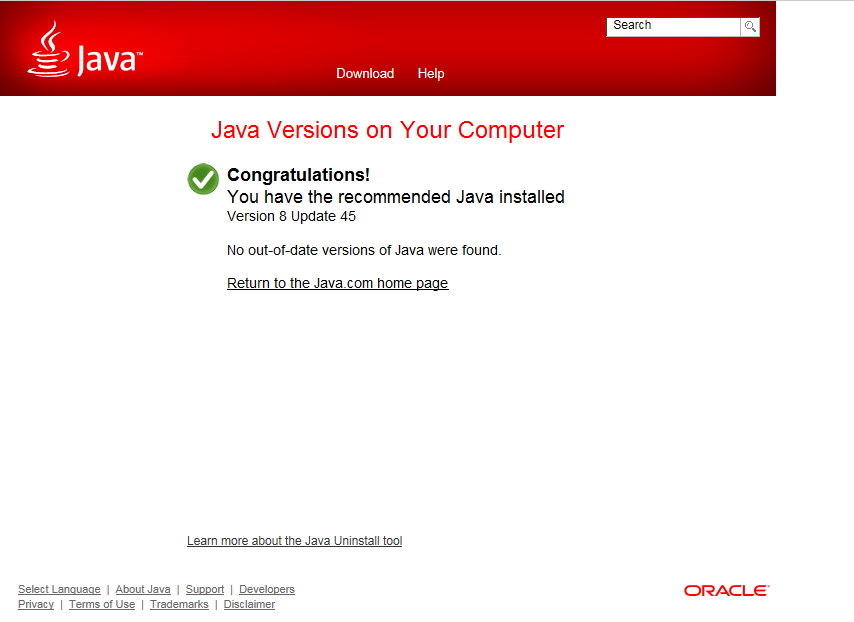 How do I tell if I have Java 32 bit or 64 bit installed in Windows 7