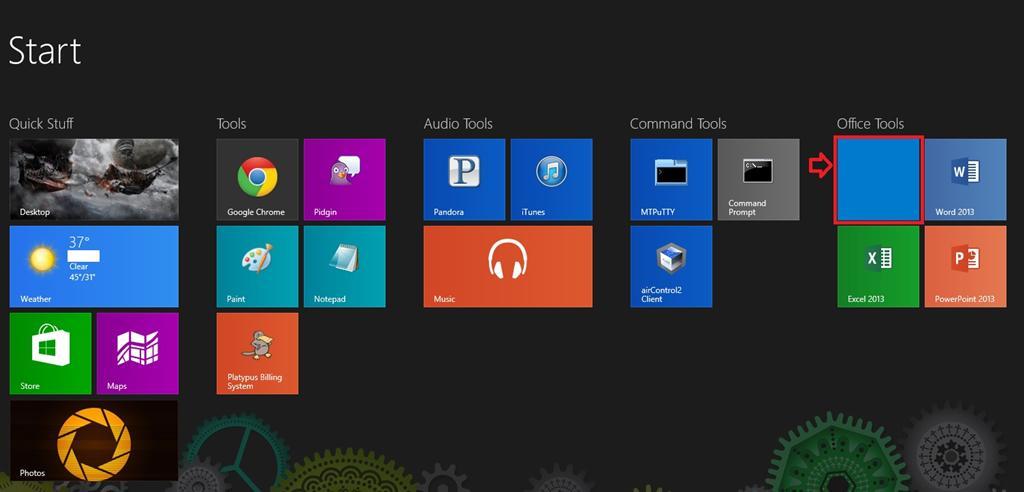 microsoft office 2007 icons missing windows 7