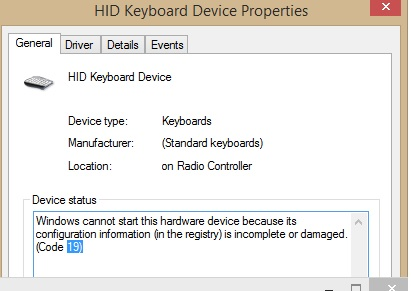 Fix logitech keyboard not working issue. Easily! Driver easy.