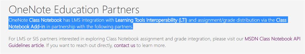 Onenote online integration with Google Classroom - Microsoft Community
