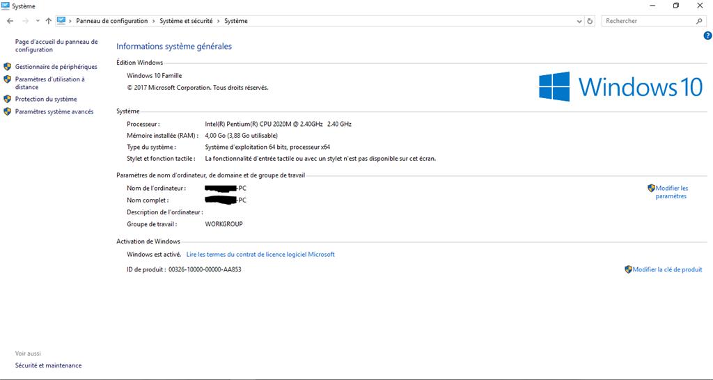 démarrage très lent windows 10 version 1703 - Microsoft ...