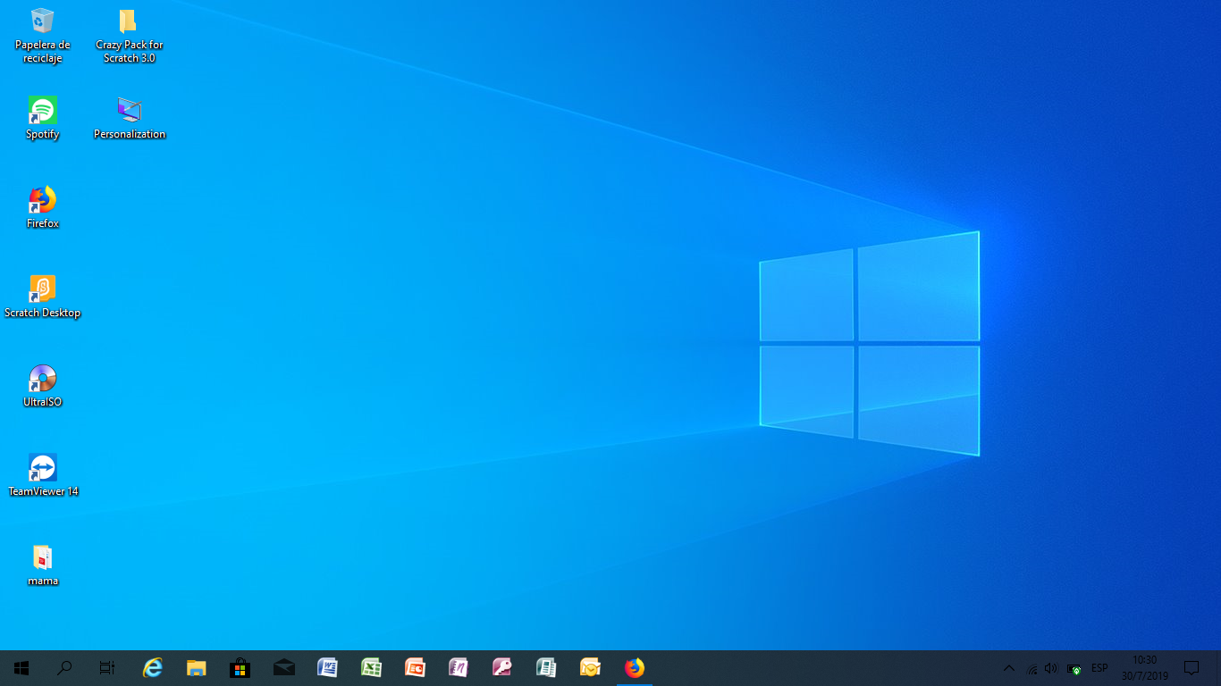 My taskbar colors messing up when I apply the light theme or