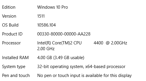 Can't run minecarft in windows 10, pixel format not accelerated.