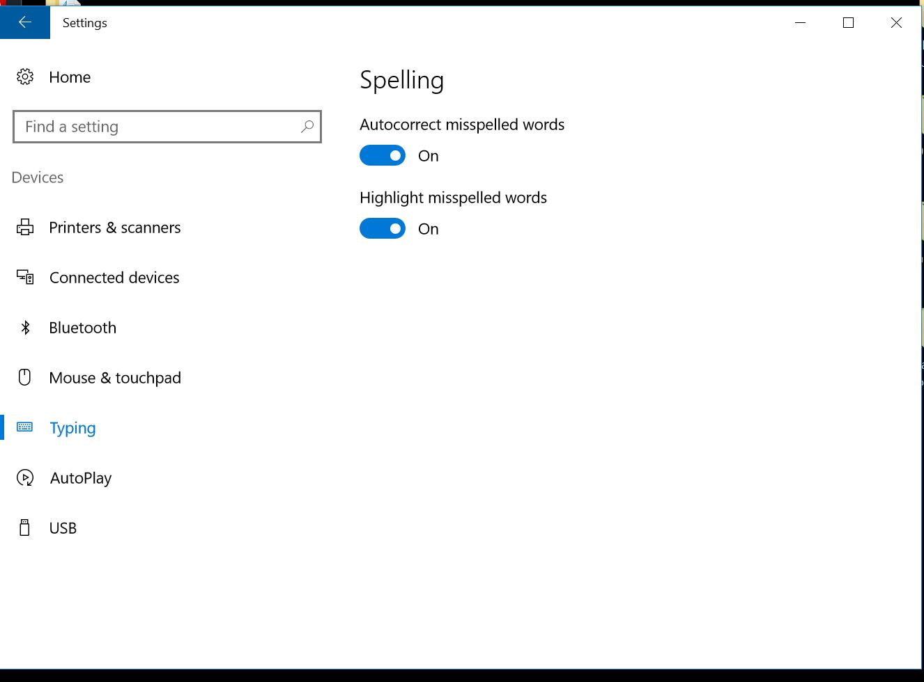 Windows 10 touch keyboard settings missing - Microsoft Community