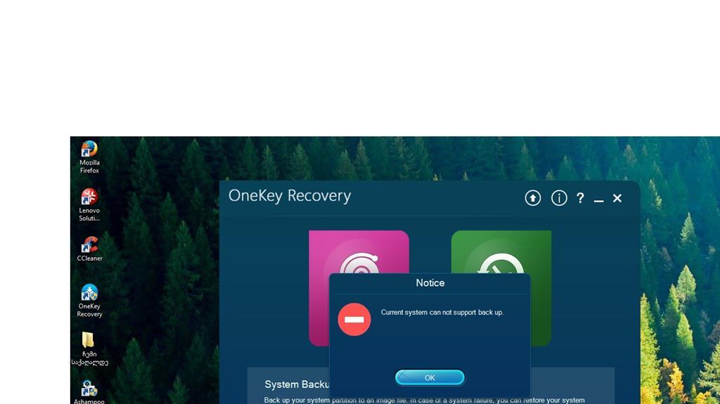 Help backing up my system - Microsoft Community