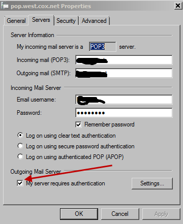 Cannot Send Email Out Using Windows Live Mail Error