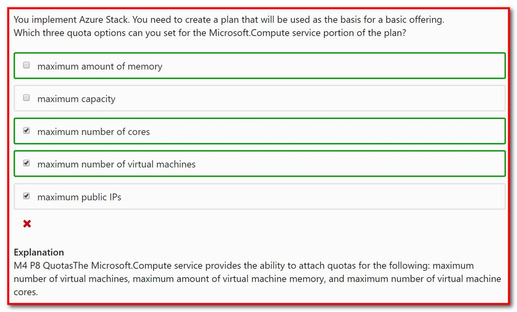 Azure Stack Questions Training Certification And Program Support