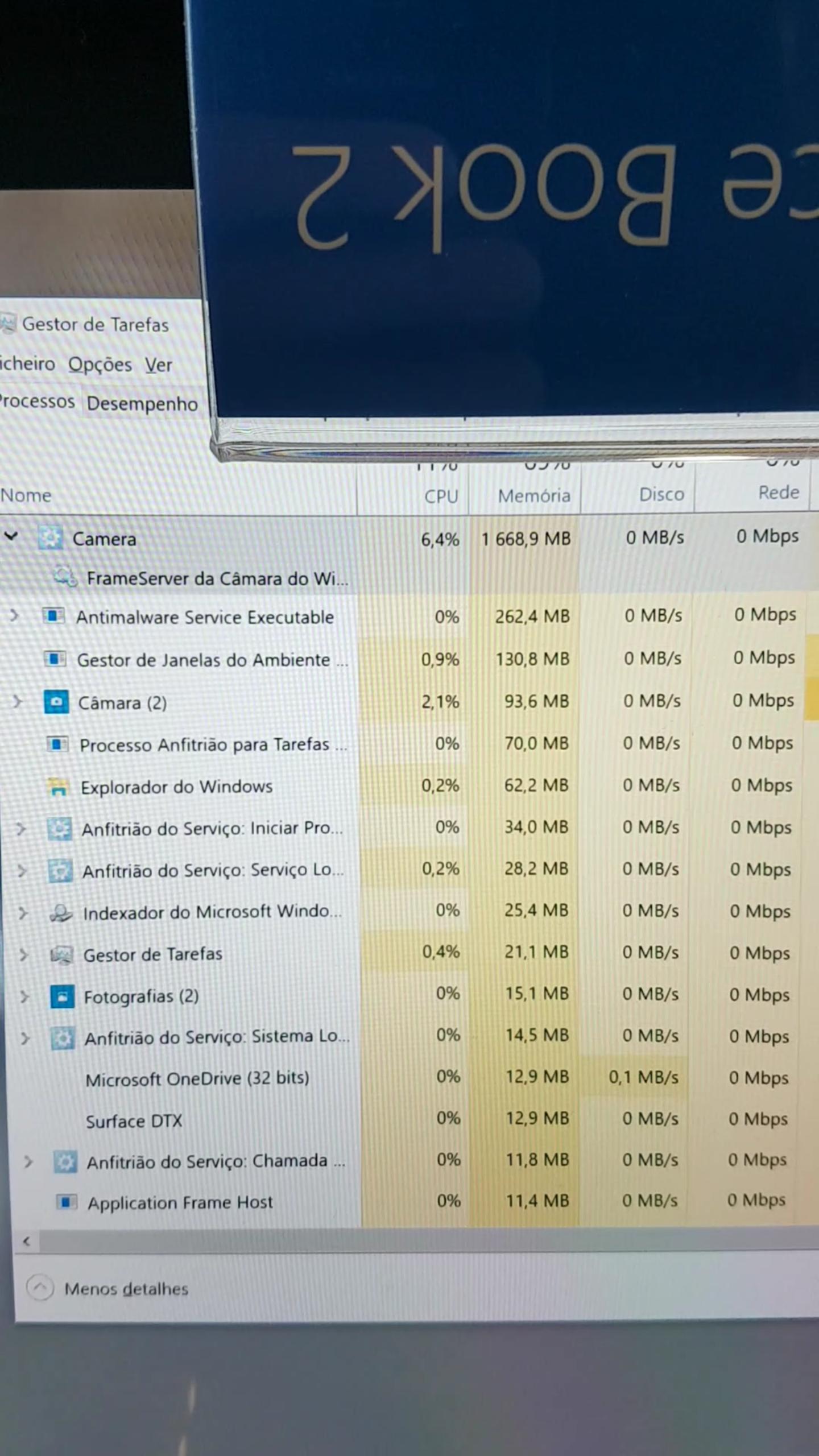 Windows Camera Frame Server - memory leak leading to freeze