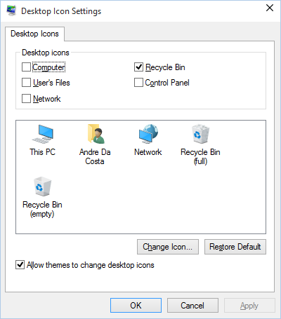 Quick Tip: Create desktop shortcuts in Windows 10
