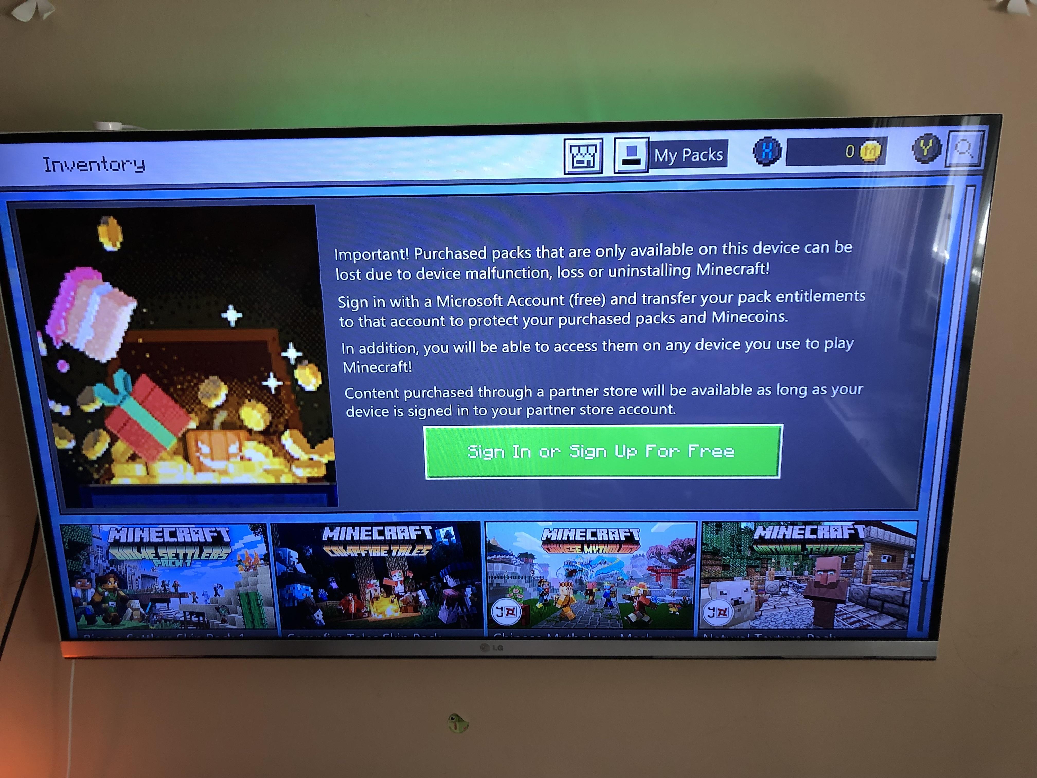 Minecraft for Windows 10 - Microsoft Community