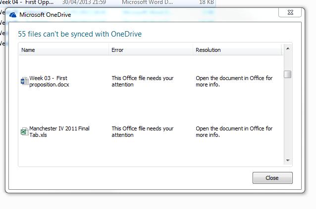 Onedrive corrupting my files to 0kb (redux) - Microsoft Community