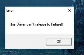 ERROR - - \