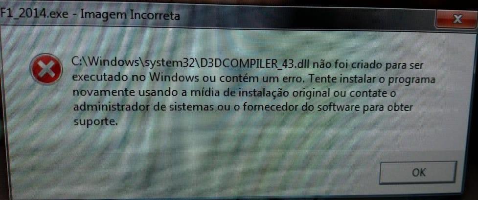 d3dcompiler 43.dll pour windows 7