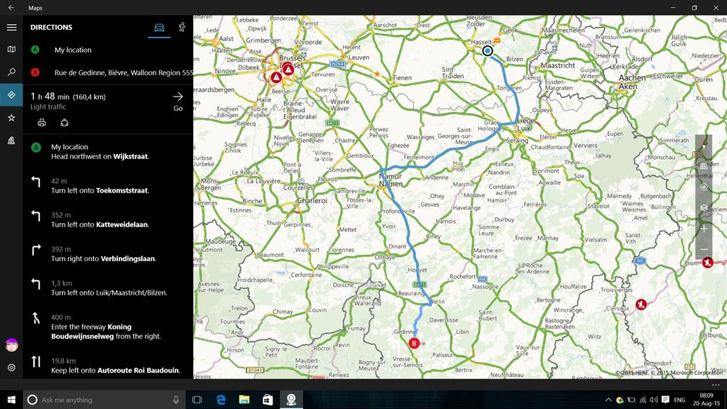 Maybe Its Because I Live In Belgium And I Had To Set My Region To Us To Get Cortana To Work Worked Just Fine On My Windows Phone
