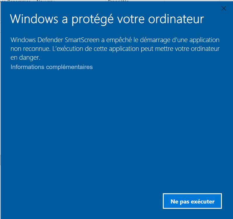 Windows Defender SmartScreen - Microsoft Community