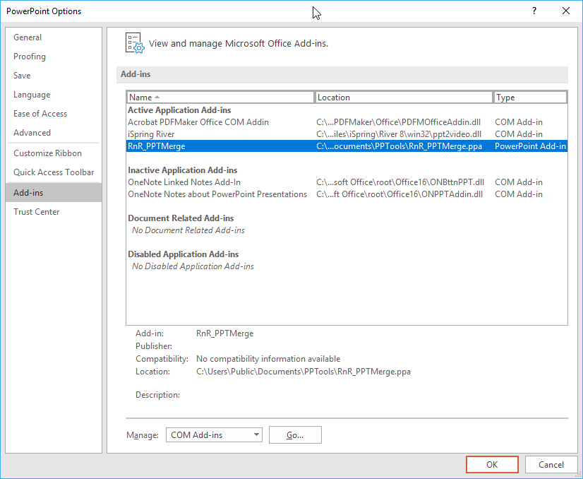 PowerPoint 365 Insert Media Error - Microsoft Community