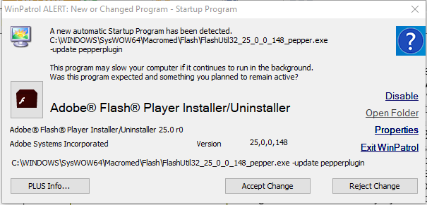 Fake Adobe Flash Update - Skype users hit too - Microsoft