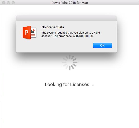code 0 error mac