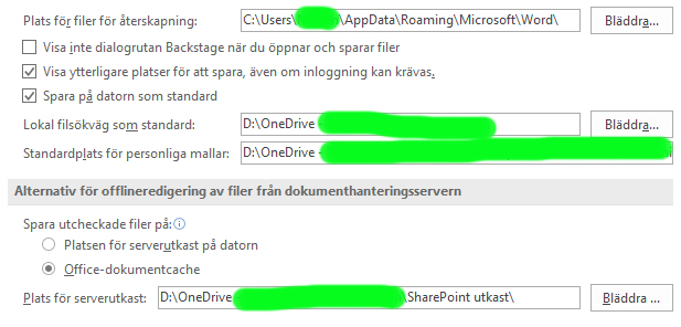 user's Onedrive files are locked for editing and upload fails