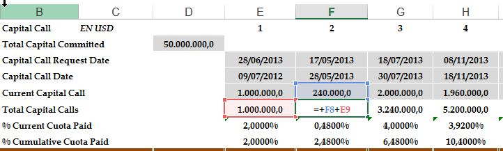 How to create a calculated field that calls the same