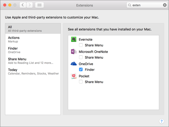 No sync icons in Finder - Microsoft Community