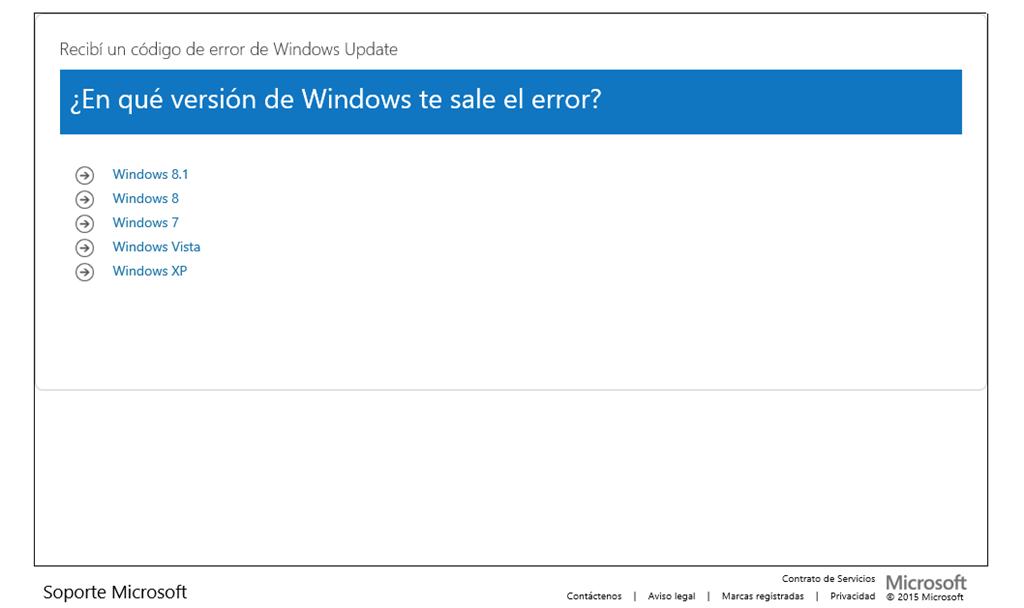 Codigo de error 80072efd windows update windows 2008 update failed
