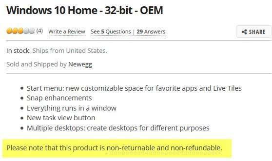 windows 10 oem activation key