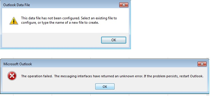 Issue with Outlook 2013 Client after Staged Migration - Microsoft