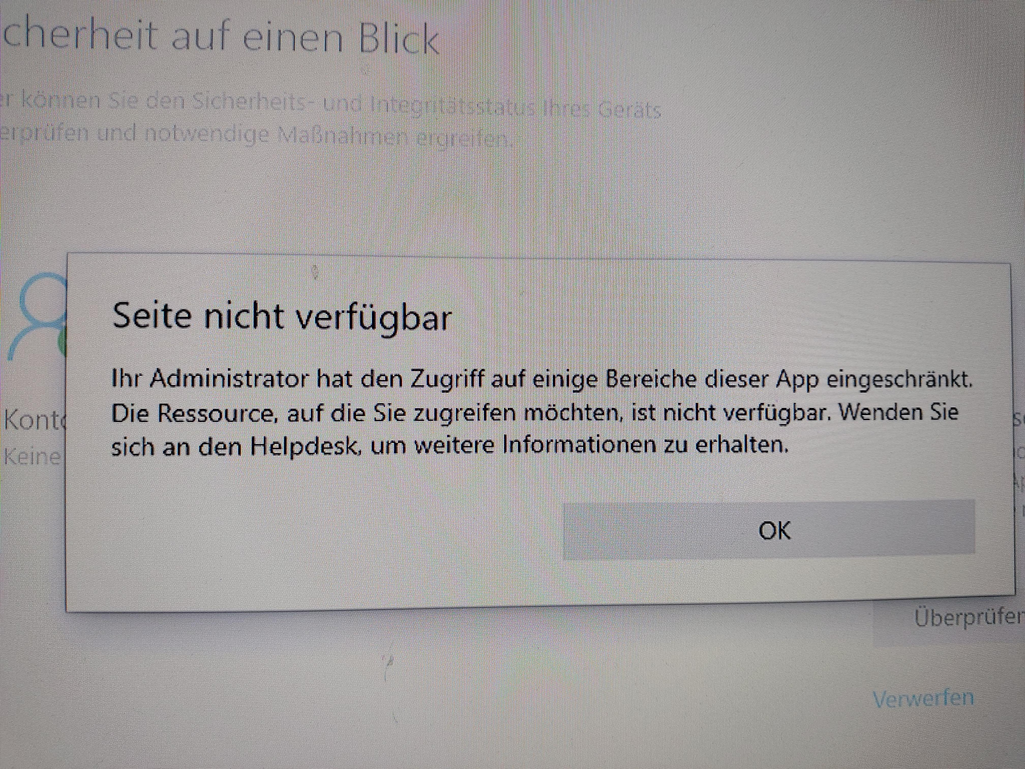 Windows 10 viren Schutz