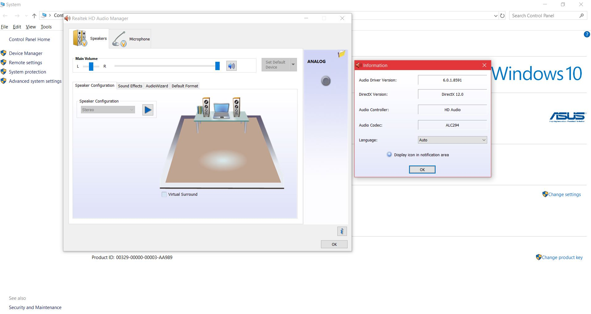 Asus Realtek ALC882 Audio X64 Driver Download