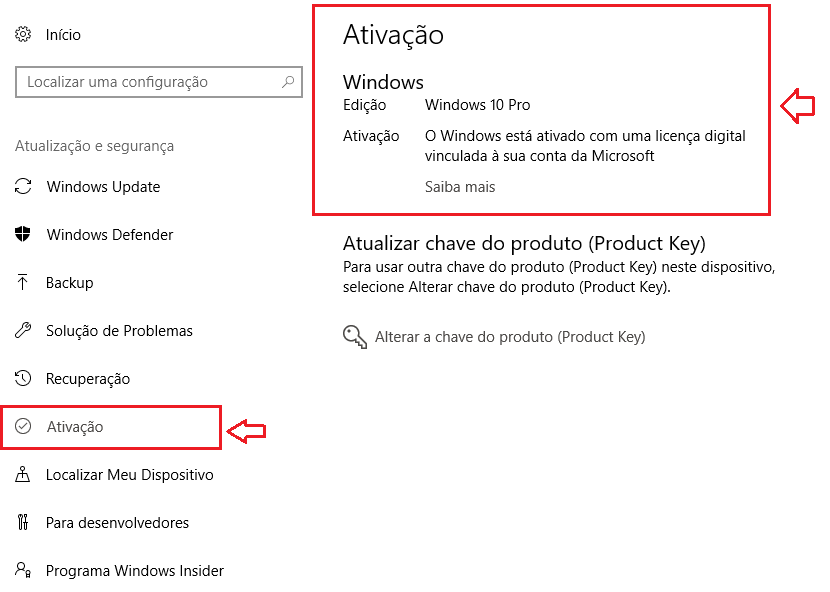 Realizando o download e instalao do windows 10 verso microsoft imagem ccuart Choice Image