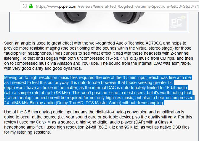 24-bit on Speakers? - Microsoft Community