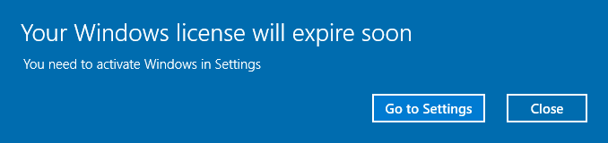 Windows licence will expire soon windows 10 pro but microsoft use the appropriate product key for the edition of windows 10 you have installed ccuart Image collections