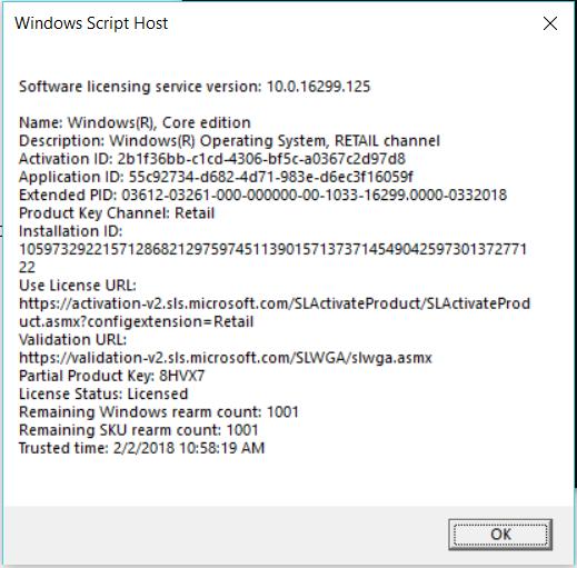 free microsoft windows 10 product key download
