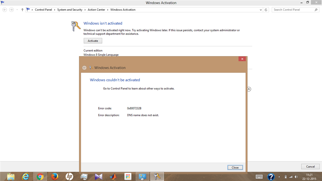 Windows Activation Issue after Refreshing - Microsoft Community