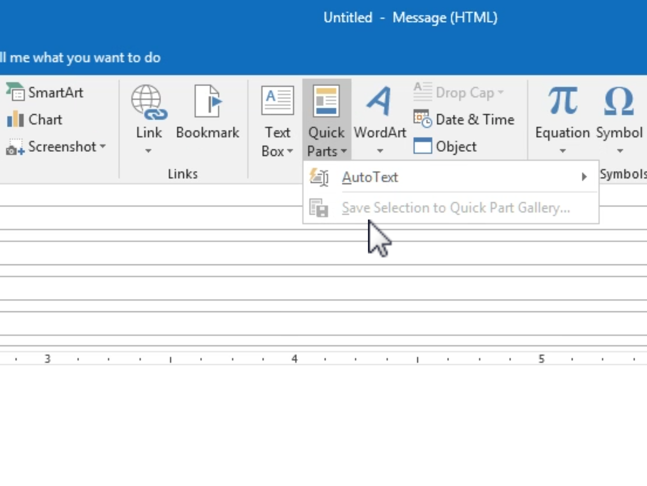 MS OUTLOOK EMAIL - \