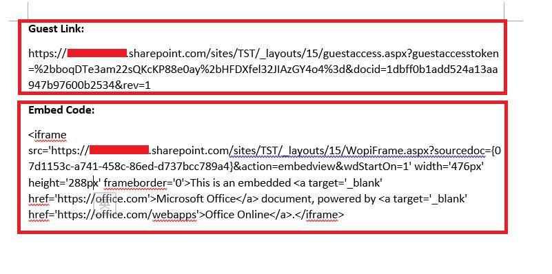 Embedding a Document - Microsoft Community