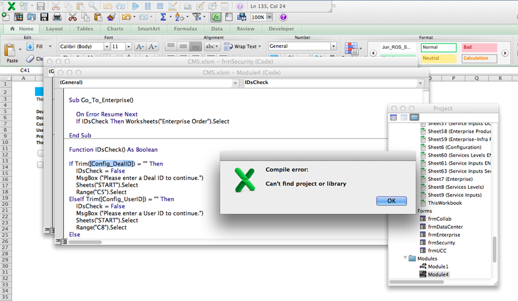 Excel VBA Libraries for Mac - Microsoft Community