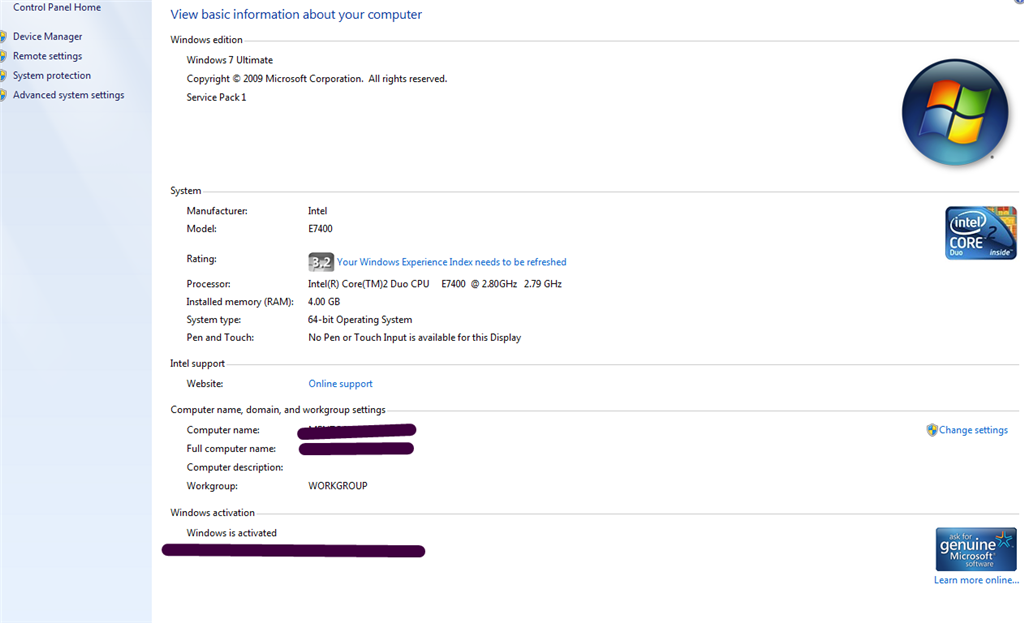 Audio driver for windows 7 32 bit intel core 2 duo | Intel